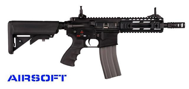 Airsoft puška