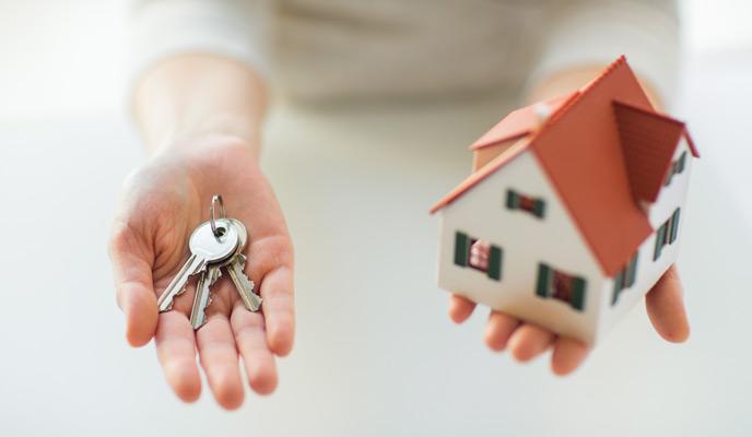 Hiša na ključ