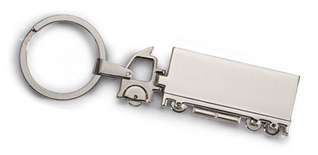 Obesek za ključe - tovornjak
