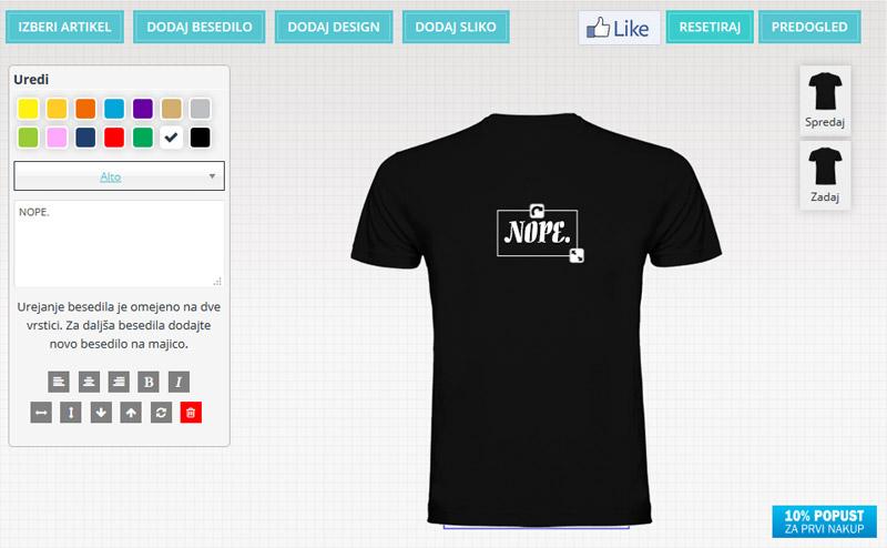 Naredi majico