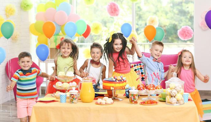 Praznovanje rojstnega dne otroka